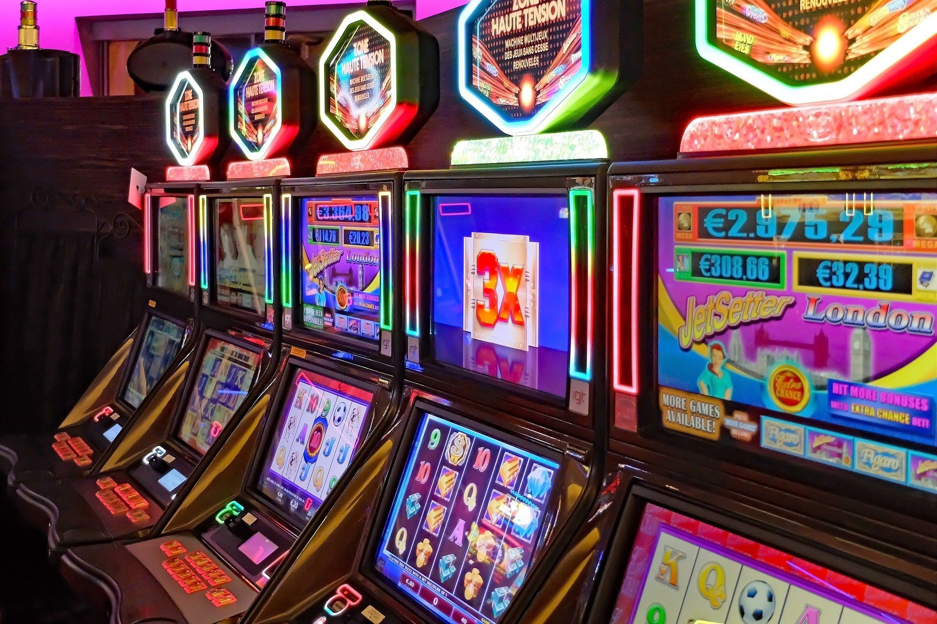 Strive These Things When you First Start Casino (Because of Science)